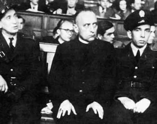 L'ÉGLISE FANTÔME DE ROME - T. Stanfill Benns (anglais/français) Mindszenty-trial