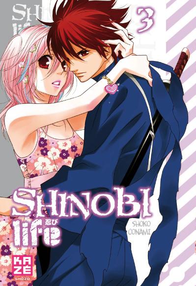 [MANGA] Shinobi Life Shinobi-life-tome-3