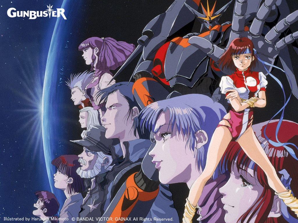 GunBuster Wallpaper-officiel-gunbuster-01