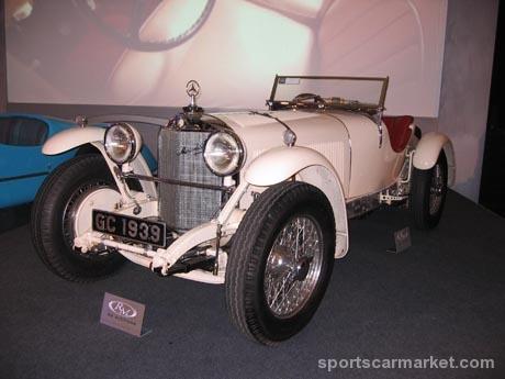 Najskuplji automobili prodati na aukcijama  Mercedes-Benz-38-250-SSK-1929
