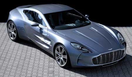 Najskuplji automobili Aston-Martin-One-77