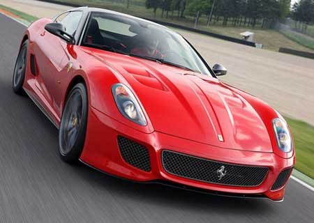 Najskuplji automobili Ferrari-599-GTO