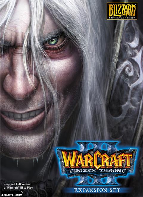 اللعبة الإستراتيجية الرائعة Warcraft III: The Frozen Throne Boxshot_uk_large