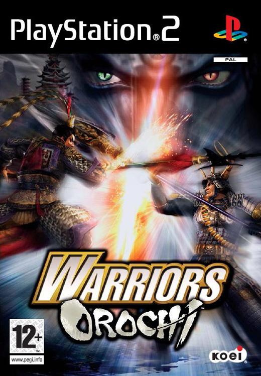 PS2 - Warriors Orochi Boxshot_uk_large