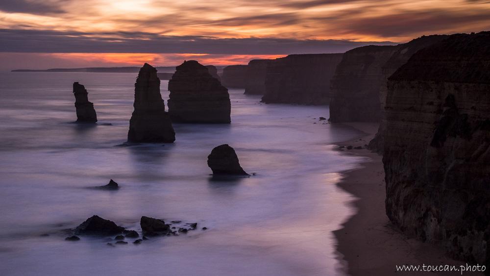 Les douze apôtres (The Twelve Apostles), Victoria, Australie 0000125567