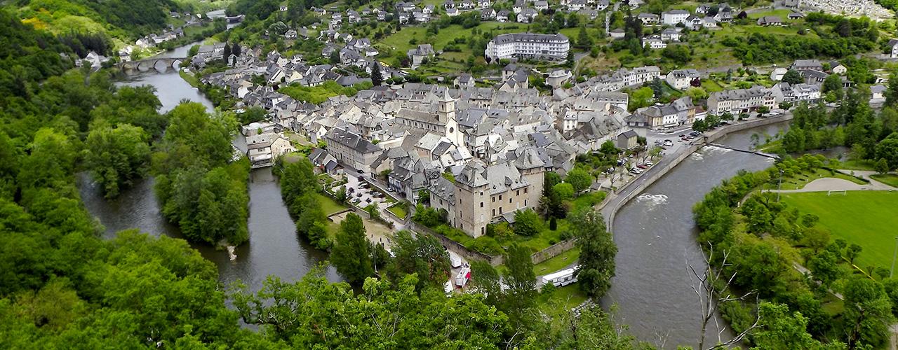 Vélorizon itinérante AFV n°8 – du 25 mai au 2 juin 2019 Entraygues-confluence
