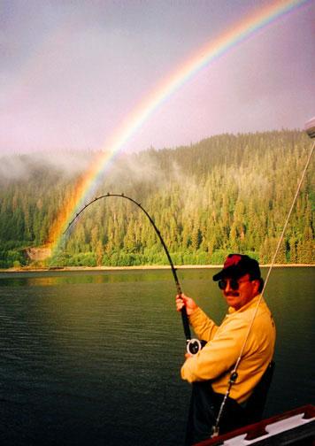 La Pesca Deportiva o Recreativa con información sobre los señuelos y equipos básicos para el Novato por José Manuel López Pinto Alaska-fishing