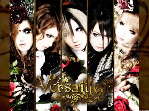 [Visual Kei/Metal Symphonique] Versailles -Philharmonic Quintet Versailles_ega