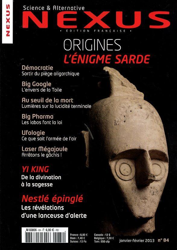 INEXPLORÉ Hors-série n°1 - inrees Nexus_n-84_janvier-2013