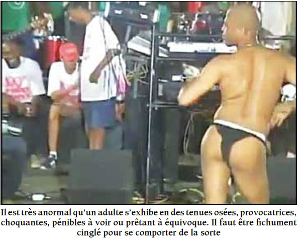 """ENFIN """" LE TOUT MOUN JWENN  CONTINUE DE FAIRE SON CHEMIN.  JUSQU A CLIFORDRANDTS Michel-martelly-nu-etat-mental"""