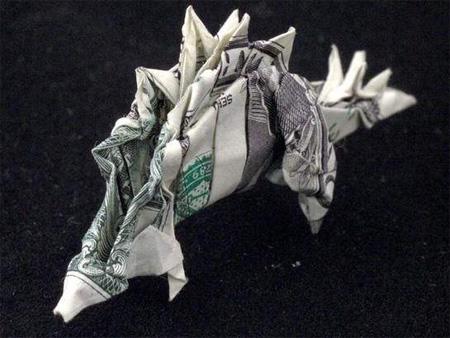 TOOZDAY HAI MOT Dollarbillorigami15