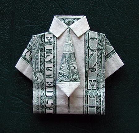 TOOZDAY HAI MOT Dollarbillorigami2