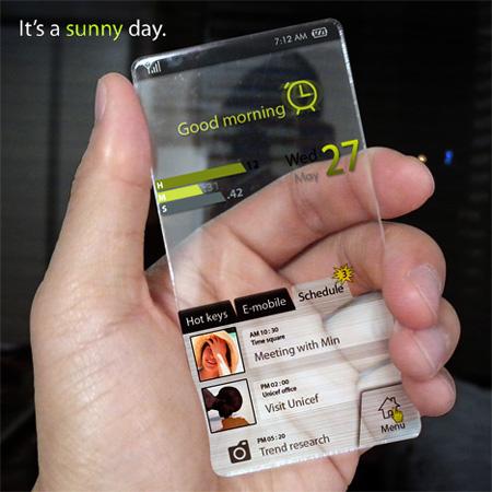 concept designs for cellphones Weatherphone02