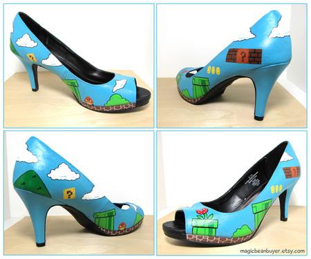 Причудливая обувь - Страница 2 Shoes02