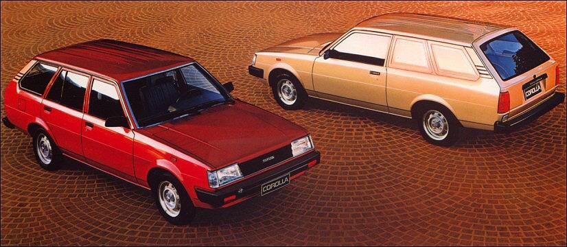 Corolla !! Historique & KE70 special. E7-1