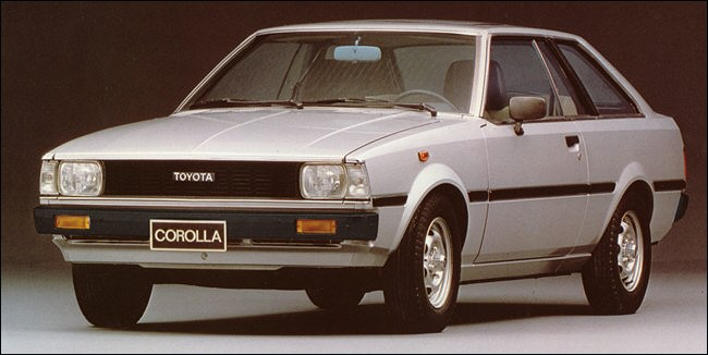 Corolla !! Historique & KE70 special. E7-5