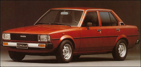 Corolla !! Historique & KE70 special. E7-7