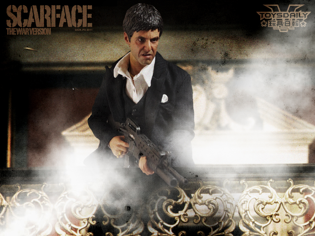 "[Enterbay] Scarface ""War Version"" - 1/6 scale - LANÇADO!!! - Página 6 Toysdaily_dick.po_scarface_00"