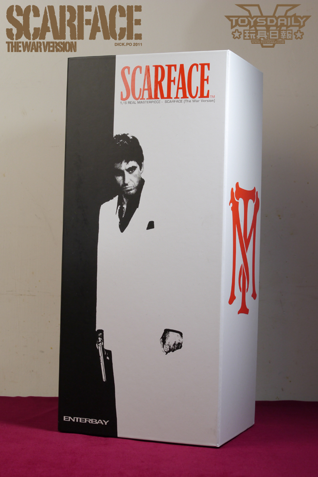 "[Enterbay] Scarface ""War Version"" - 1/6 scale - LANÇADO!!! - Página 6 Toysdaily_dick.po_scarface_01"