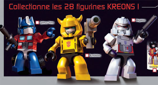 Jouets Transformers ― Robot Heroes, Bot Shots, Hero Mashers, Kre-O, ConstructBots, Q-Transformers & BotBots - Page 2 Kre-o_Poster_2011-1