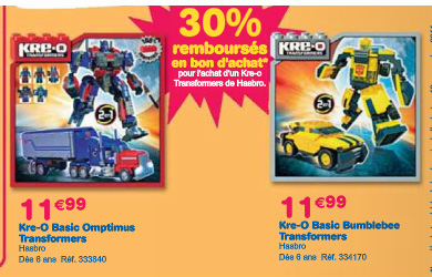 Jouets Transformers ― Robot Heroes, Bot Shots, Hero Mashers, Kre-O, ConstructBots, Q-Transformers & BotBots - Page 3 PromoTRUS-kreo