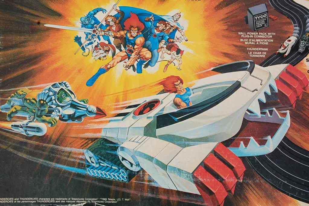 """News Forge World """"Horus Heresy"""" Thundercats-Slot-Car-Racer_1335976286"""