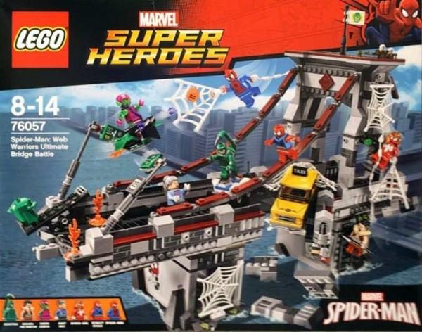 [LEGO] Licence Super-Heroes 2016 76057-web-warriors-600x472