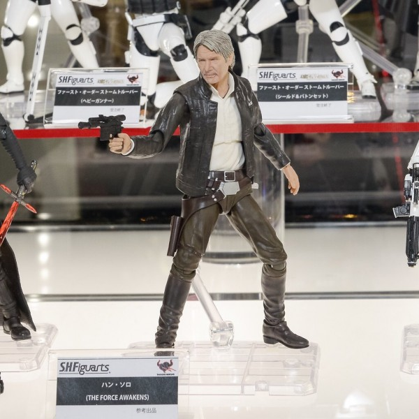 STAR WARS S.H.Figuarts - HAN SOLO - The Force Awakens RA16-600x600