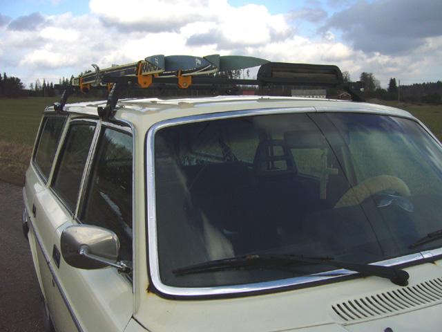 Volvo 245 California (FuncCrew) Asennek