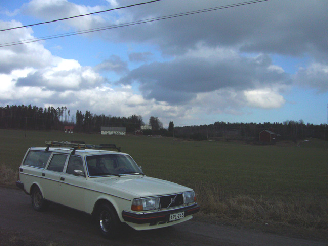 Volvo 245 California (FuncCrew) Gerkk