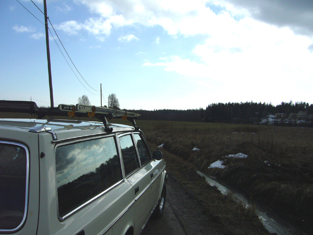 Volvo 245 California (FuncCrew) Katsek