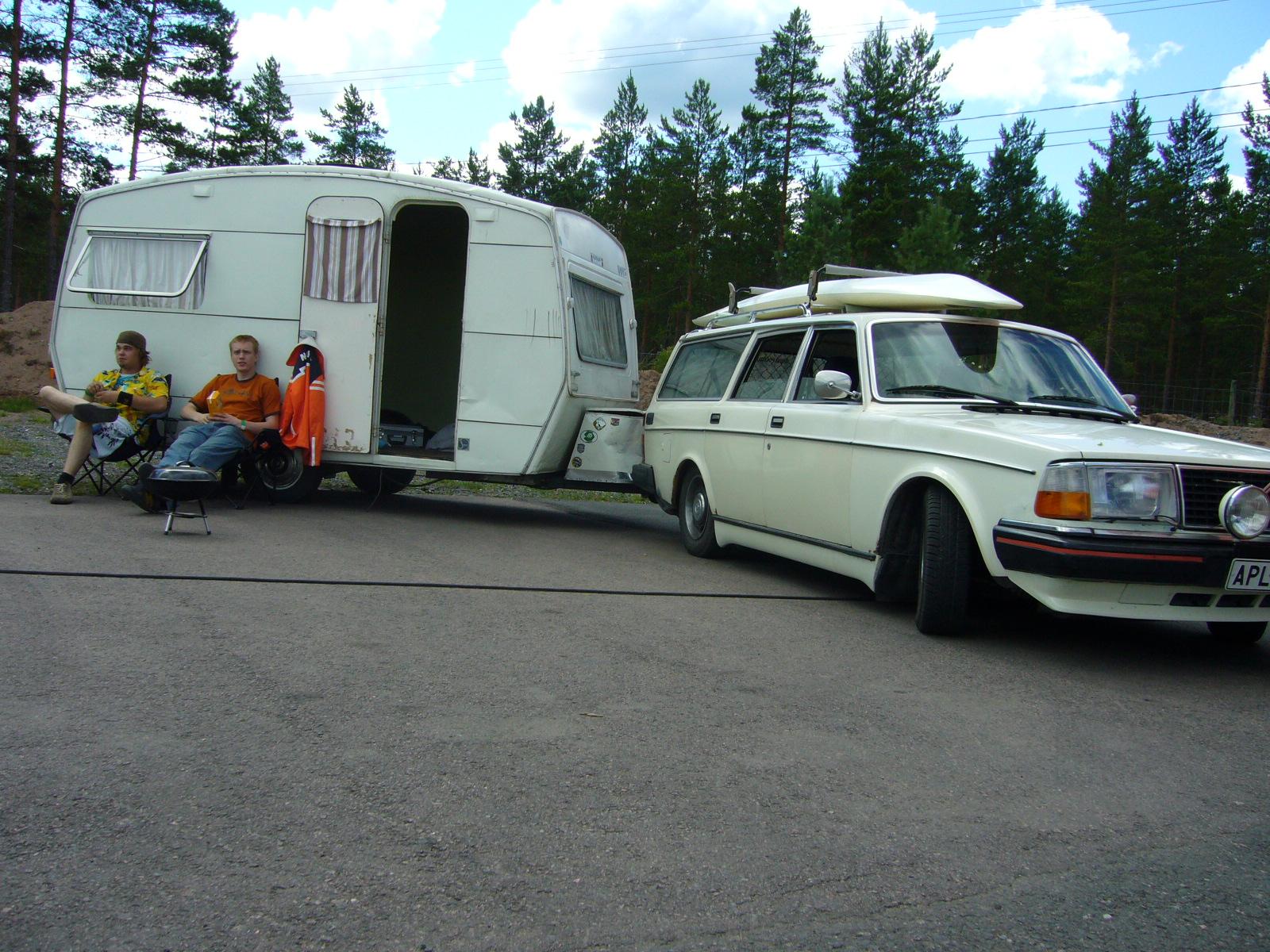 Volvo 245 California (FuncCrew) Alastaro