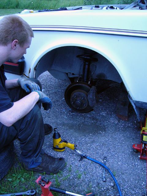 Volvo 245 California (FuncCrew) Tolppa