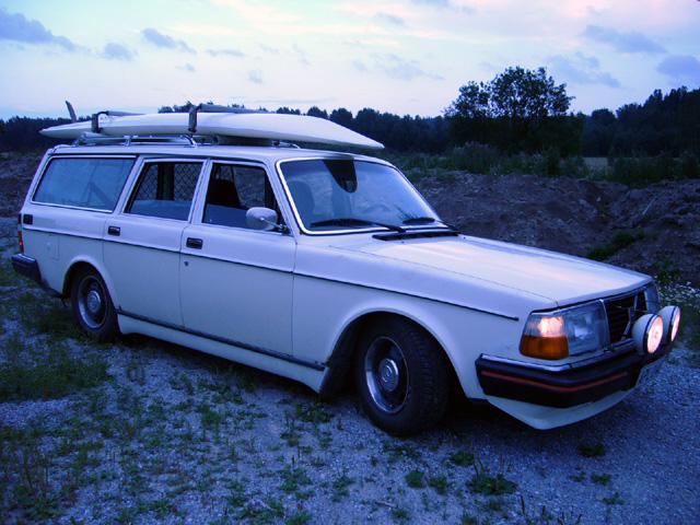 Volvo 245 California (FuncCrew) Etusivustor