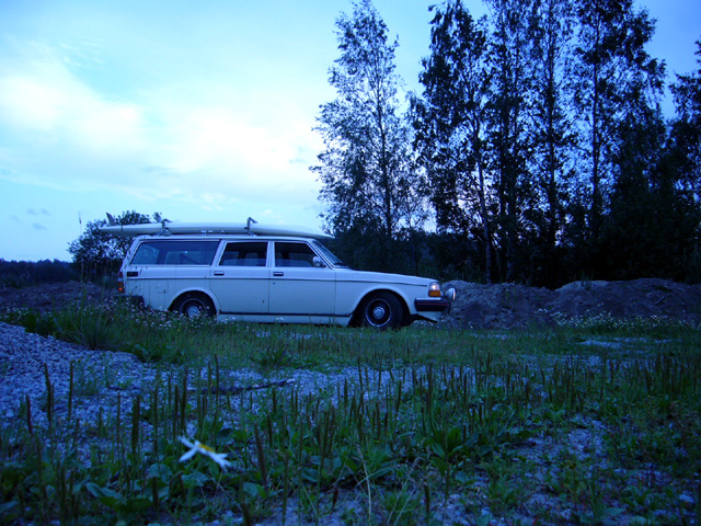 Volvo 245 California (FuncCrew) Sivustorh