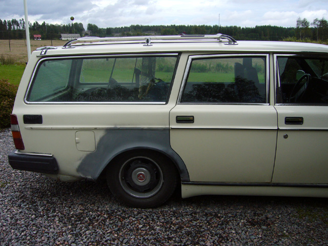 Volvo 245 California (FuncCrew) Takakaarik