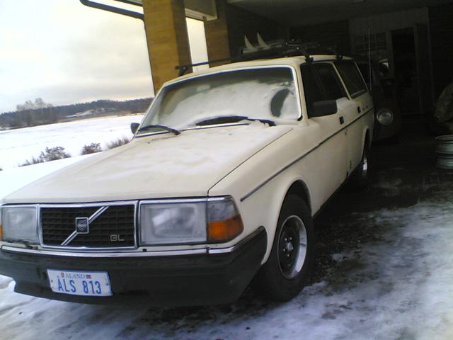 Volvo 245 California (FuncCrew) Vakio