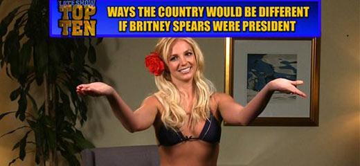 Britney Spears Brit