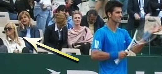 Novak Djokovic Nolenata