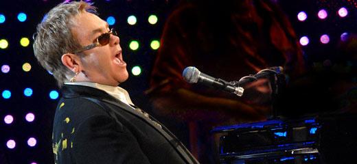 Elton Džon u Budvi Elton