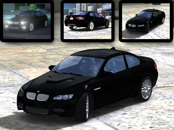جرب قيــادة BMW مع اللعبة الرائعة BMW M3 Challenge بحجم صغير 127 ميجا M3548
