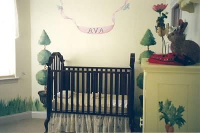 غرف الرضع AvasRoom