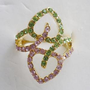 Nakit za svaku priliku - Page 2 34178-Fashion-Two-Tone-Symmetrical-Gold-Tone-Austrian-Rhinestone-Ring-Bridal-Jewellery-Manufacturer-Dallas-1