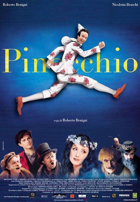 Le Livre de la Jungle [Disney - 2016] Pinocchio