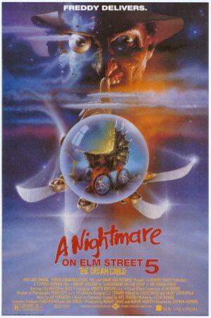 -Los mejores posters/afiches  del cine de terror y Sci-fi- Nightmare5