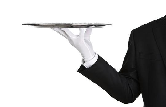 PanBlaze Hospitality Blog IStockphoto_Thinkstock_hospitality_waiter