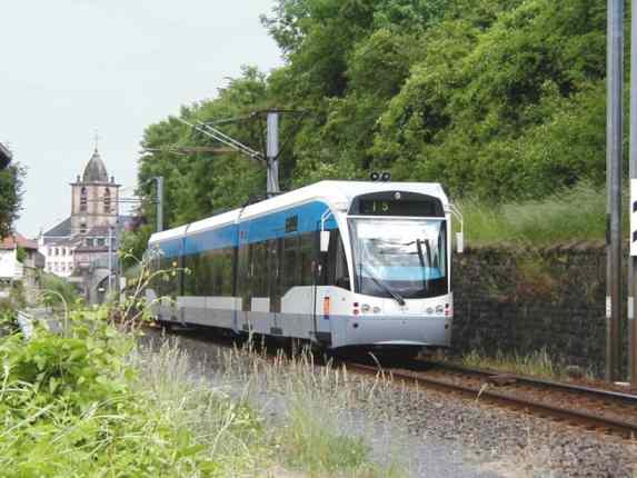Pour une ligne Train-Tram Agglo Caen Nord Saartramsarreguemines2001c