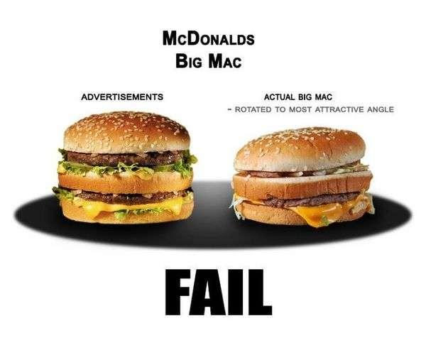 Les Fastfood [McDo-Kebab-Subway-Quick-Pizza-Burger King-KFC..] Big-mac