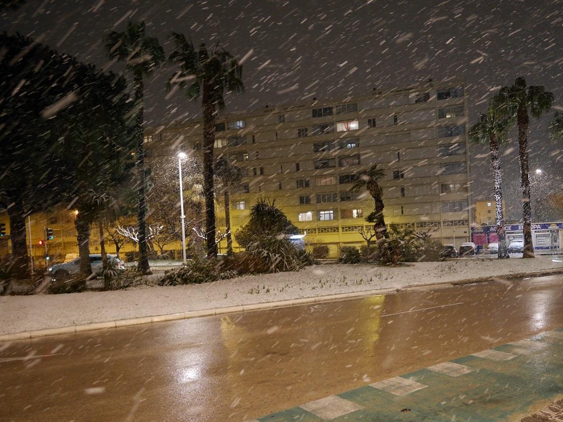 Il avait neigé sur Toulon P1020739