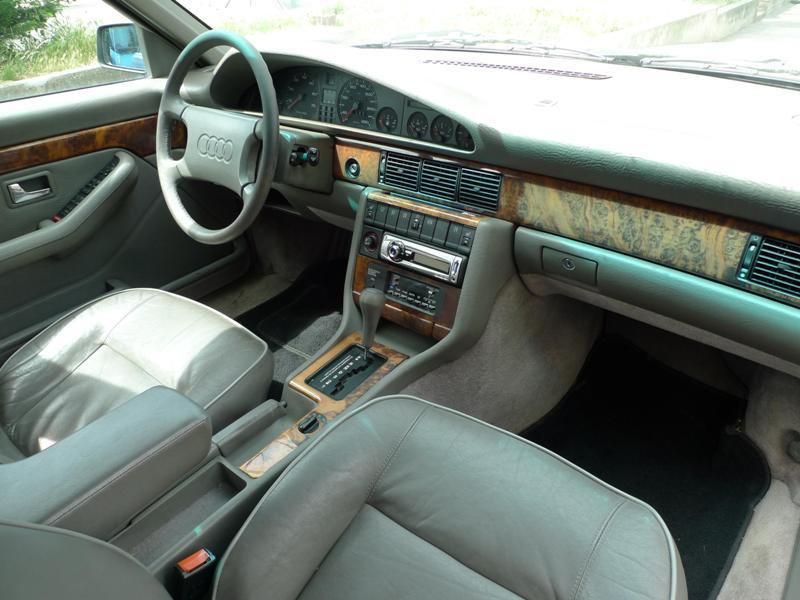 Audi V8  audi 200 4